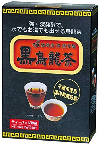 小谷穀粉 OSK 黒烏龍茶 6gX32 [0768]
