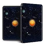 AIYIGEYALI Casos de Libro electrónico Cubierta magnética Inteligente, for Kindle 2019. J9G29R, E -Cubs de Libros, for Kindle Paperwhite 4 2018 No .PQ94 WiF, Tablet ebook Manga
