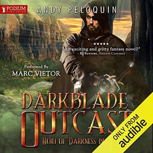 Page de couverture de Darkblade Outcast