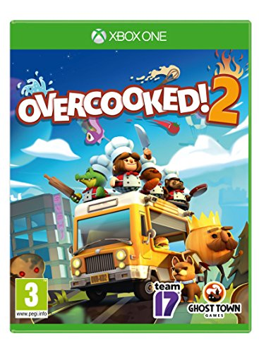 Giochi per Console Sold Out Overcooked 2