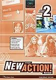 New Burlington Action 2 Workbook + Language Builder