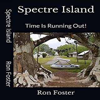 Spectre Island: Time is Running Out! audiobook cover art