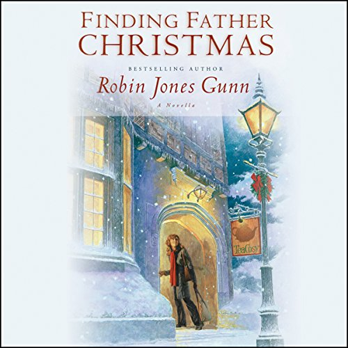 Finding Father Christmas audiobook cover art