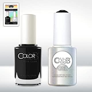 Color Club Gel Where's The Soire Classic Color Club Gel + Lacquer Duo