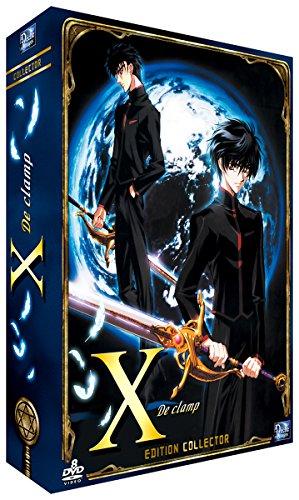 X de Clamp - Intégrale - Edition Collector (8 DVD + Livret)