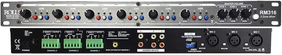 rolls DJ Mixer