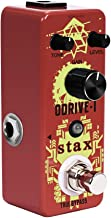 Stax Guitar Blues Overdrive Pedal Classic Odrive Pedals For Electric Guitar True Bypass