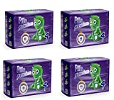 PILLO Premium Maxi, Taglia 4 (7-18 Kg), 4 Pacchi da 46 (184 Pannolini Bimbo)