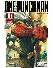 One - Punch Man Cilt 1: Tek Yumruk