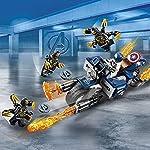 LEGO Marvel - Captain America: attacco degli Outrider