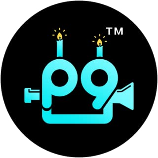 P9videos : Love, Festival & Birthday Video Maker