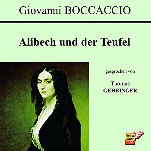 Alibech und der Teufel Titelbild