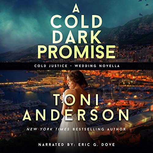 A Cold Dark Promise audiobook cover art