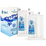 Tier1 Refrigerator Water Filter Replacement for WF2CB PureSource2, NGFC 2000, 1004-42-FA, 469911, 469916, FC 100 - with Activated Carbon Media to Reduce Chlorine and Improve Water Taste - 2 Pack