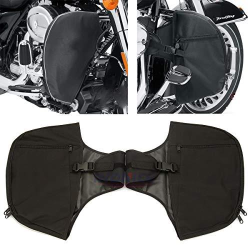 OSAN Cupolino Mascherina Mount Copri Faro Anteriore Coperchio Per Harley Sportster Dyna Glide FX XL Cupolino Carenatura