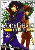 Code Geass. Lelouch. El De La Rebelión - Número 2 (Shonen - Code Geass Lelouch)