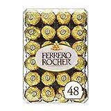 Boîte style diamant T48 de Ferrero Rocher, 600 grammes