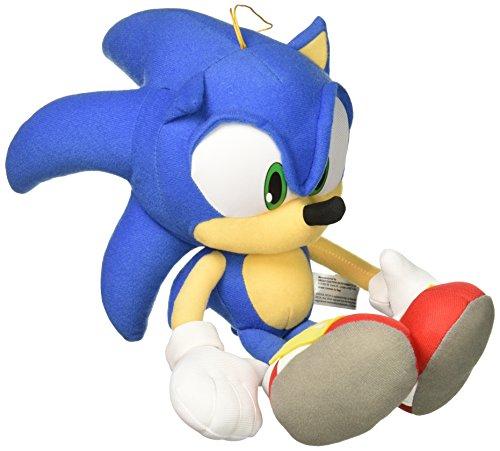 GE Animation GE-52749 Sonic the Hedgehog 14' Sonic Stuffed Plush