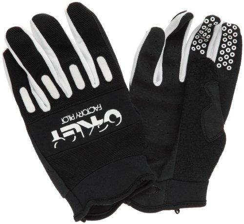 Oakley - Guantes de Ciclismo para Hombre, tamaño S, Color Negro