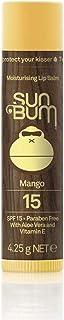 Sun Bum SPF 30 Sunscreen Lip Balm | Vegan and Cruelty Free Broad Spectrum UVA/UVB Lip Care with Aloe and Vitamin E for Moi...
