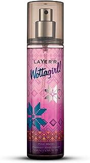 Layer'r Wottagirl Pink Angel Body Splash 135ml