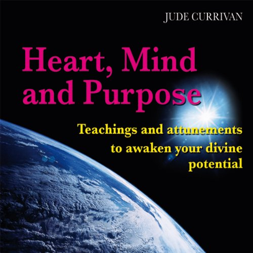 Heart, Mind and Purpose audiobook cover art
