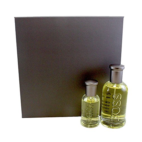Hugo Boss Bottled homme/man Set (Eau de Toilette, 100ml+Eau de Toilette, 30 ml)