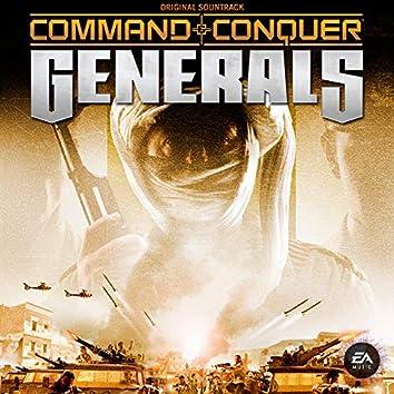 Command & Conquer: Generals (Original Soundtrack)