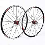 TYXTYX MTB Fahrrad-RAD-Set 26'27,5' Doble Pared Felge Scheibenbremse 8 9 10 11 Speed ​​?? Carbon Hub F2 R4 Palin Quick Release 1670g