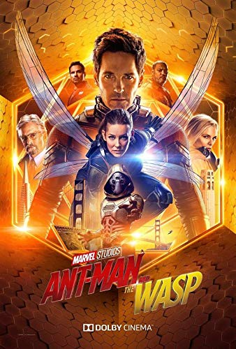 """Empire Interactive - Poster """"Ant Man and the Wasp"""", 30 x 43 cm"""