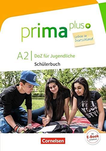 Prima plus - Leben in Deutschland: A2 - Schülerbuch mit Audios online