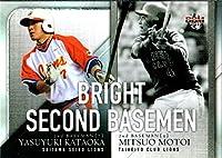 BBM2011 ライオンズ・クラシック 2008-2011 レギュラーカード No.94 基満男/片岡易之