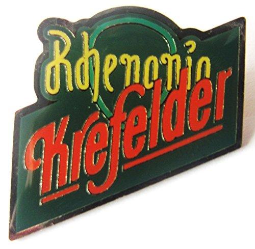 Rhenania - Krefelder - Bier - Pin 25 x 23 mm
