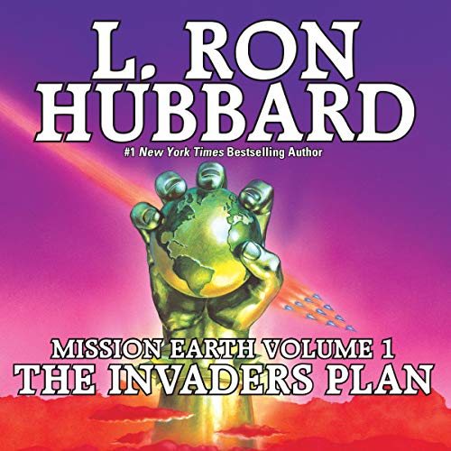 The Invaders Plan audiobook cover art