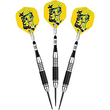 Viper  The Freak  Steel Tip Darts, Extended Band, 22 Grams