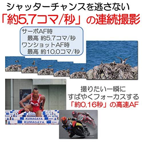 Canon(キヤノン)『PowerShotSX70HS』