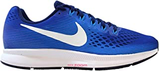 [ナイキ] AIR ZOOM PEGASUS 34 INDIGO FORCE/WHITE-PHOTO BLUE エア ズーム ペガサス 34 880555-413 27.0cm