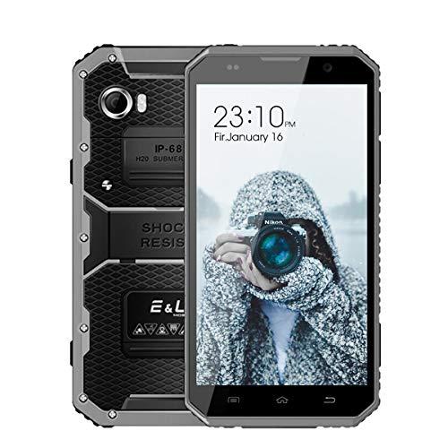 pas cher un bon Téléphone mobile ELW9 incassable, smartphone IP68 résistant aux chocs et à la poussière, FHD 6,0 pouces…