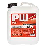 Gtechniq Panel Wipe 5000ml - Élimine les résidus de polish et de cire, prépare la surface avant l'application d'une protection céramique- permet une fixation maximale des protections céramiques