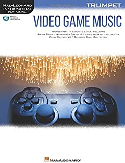 Video Game Music for Trumpet: Instrumental Play-Along Series