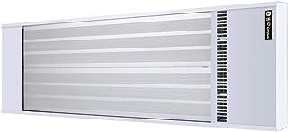 Radiador eléctrico MAHZONG Calentador eléctrico Equipos de calefacción de Yoga de Alta Temperatura Silencio Calentamiento eléctrico Tablero de radiación infrarrojo lejano Ahorro de energía