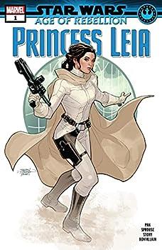 Star Wars  Age Of Rebellion - Princess Leia  2019  #1  Star Wars  Age Of Rebellion  2019