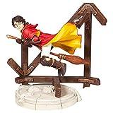 Figura de Harry Potter jugando al Quidditch, Harry Potter, Disney, resina, Enesco