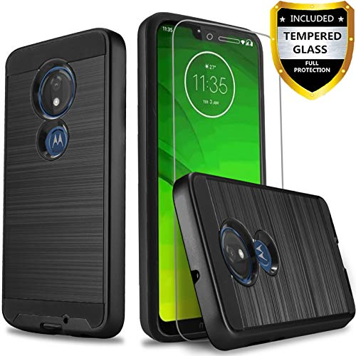 Moto G7 Optimo Durable Hybrid Case by Circlemalls