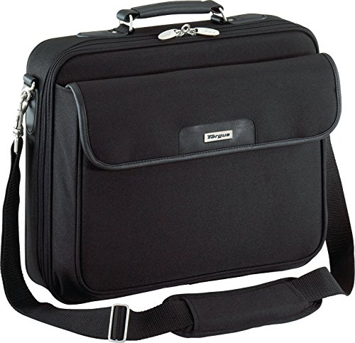 Targus Traditional Notepac Laptop Case borsa per notebook 39,1 cm (15.4') Nero