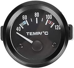 blu per auto 40mm KIMISS KI7162 Adattatore per acqua adattatore universale per tubo flessibile per sensore di temperatura a giunto di temperatura dellacqua