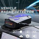 Titoni New V7 Cobra 16 Band 360 Car Camera Laser Radar Detector Voice Alert New Radar Detector Voice