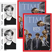 Top Class 2 Magazine + 2 time BTS Cover Posters