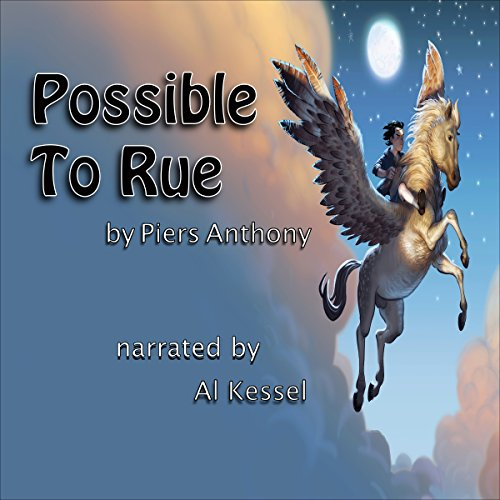 Possible to Rue audiobook cover art