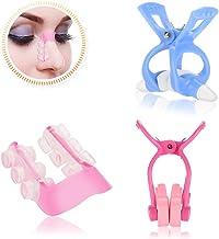 HEALIFTY Nose Up Lifting Shaping Clip Clipper Shaper para mujeres ni/ñas Damas 3pcs rosa